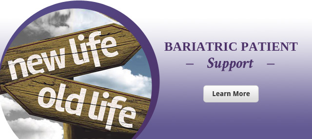 Bariatric Patient Support