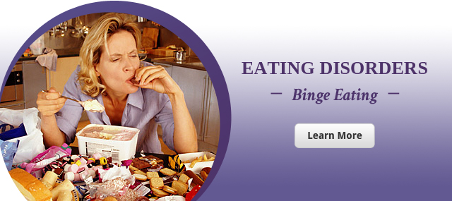 Eating Disorders – Binge Eating